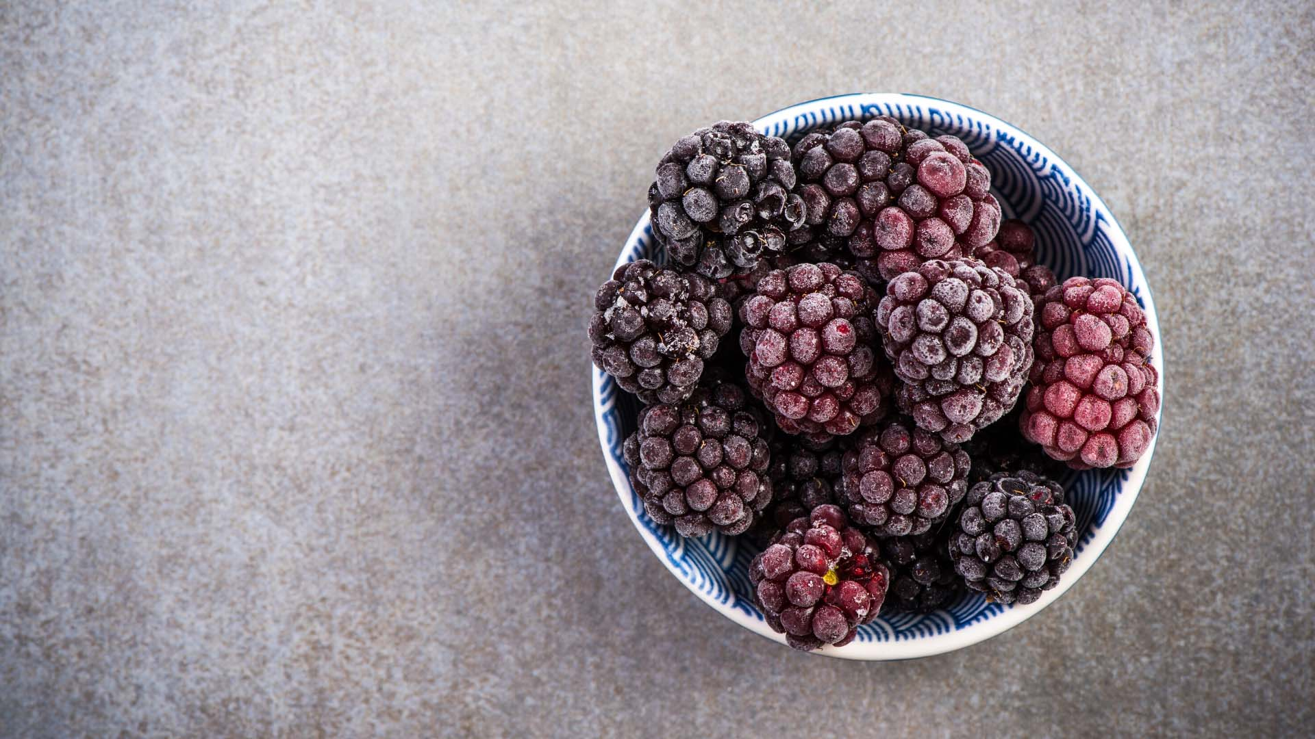 Image of Frozen Fruit Cups