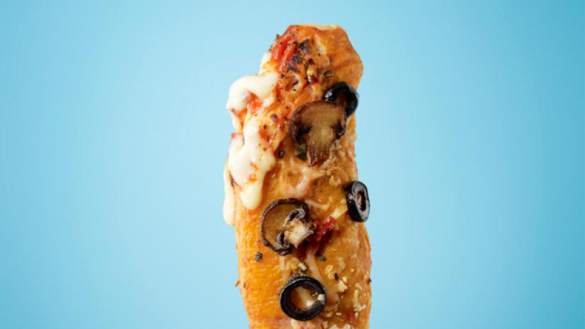 Image of Pizza on a Stick