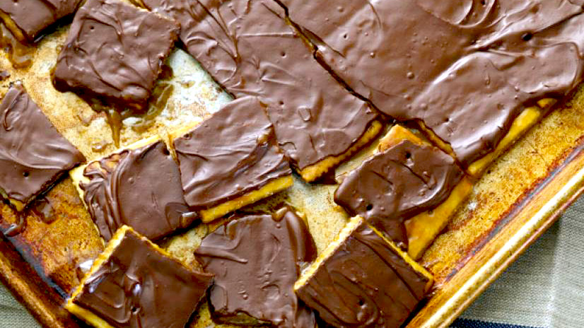 Image of Sweet and Saltines