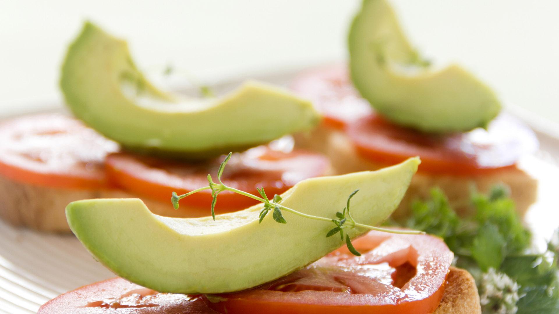 Image of Tomato Avocado Melt