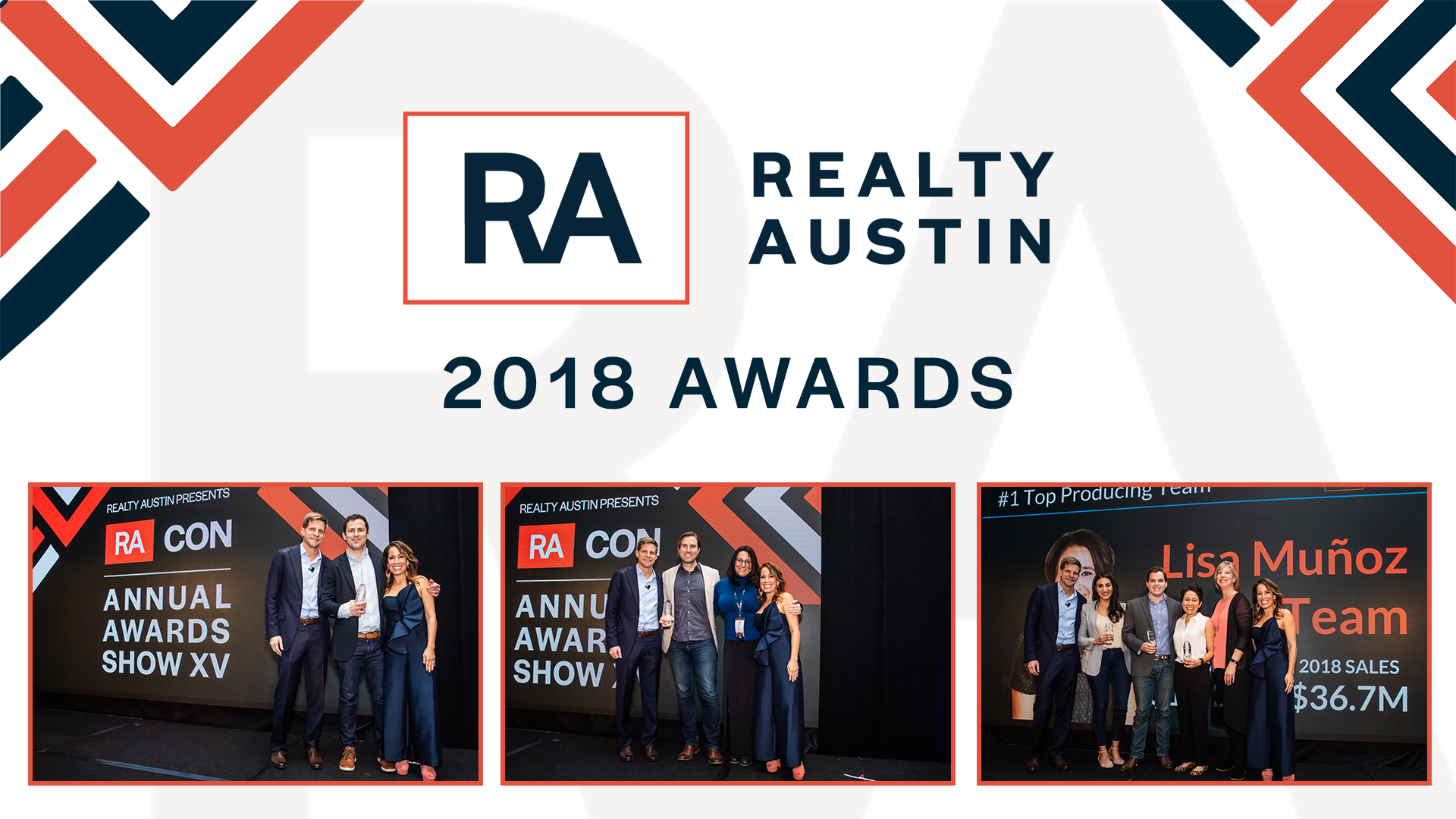 Realty Austin 2018 Achievement Awards