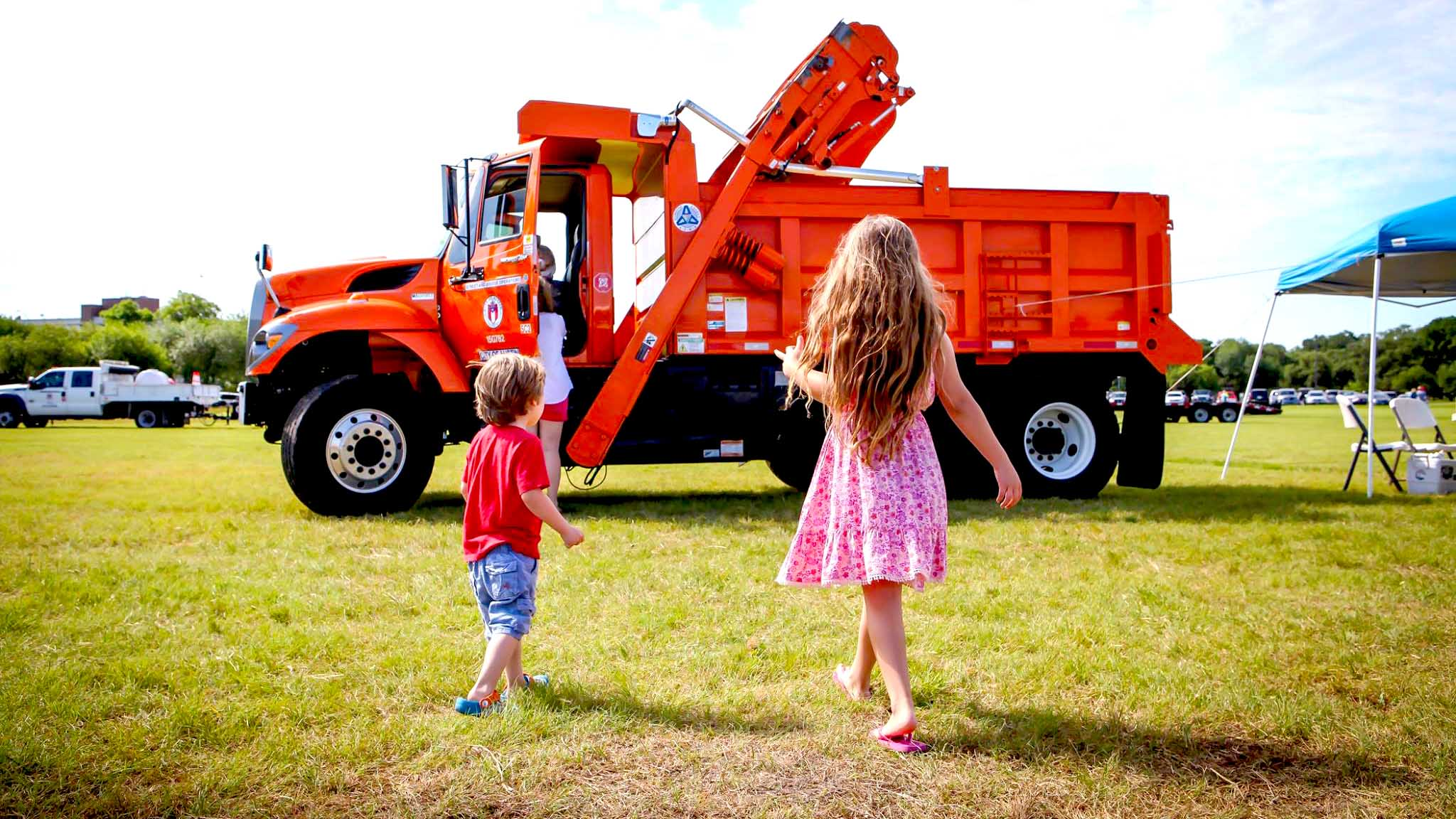 RESCHEDULED: Touch-a-Truck-2019 | Austin Event and Activity for Kids This Fall