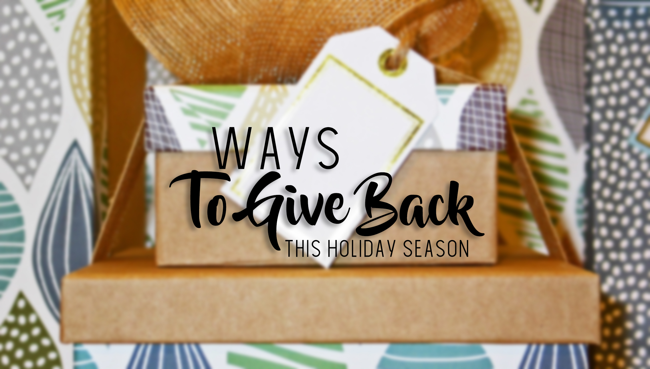 Ways to Give Back This Holiday Season in Austin | Austin Charities