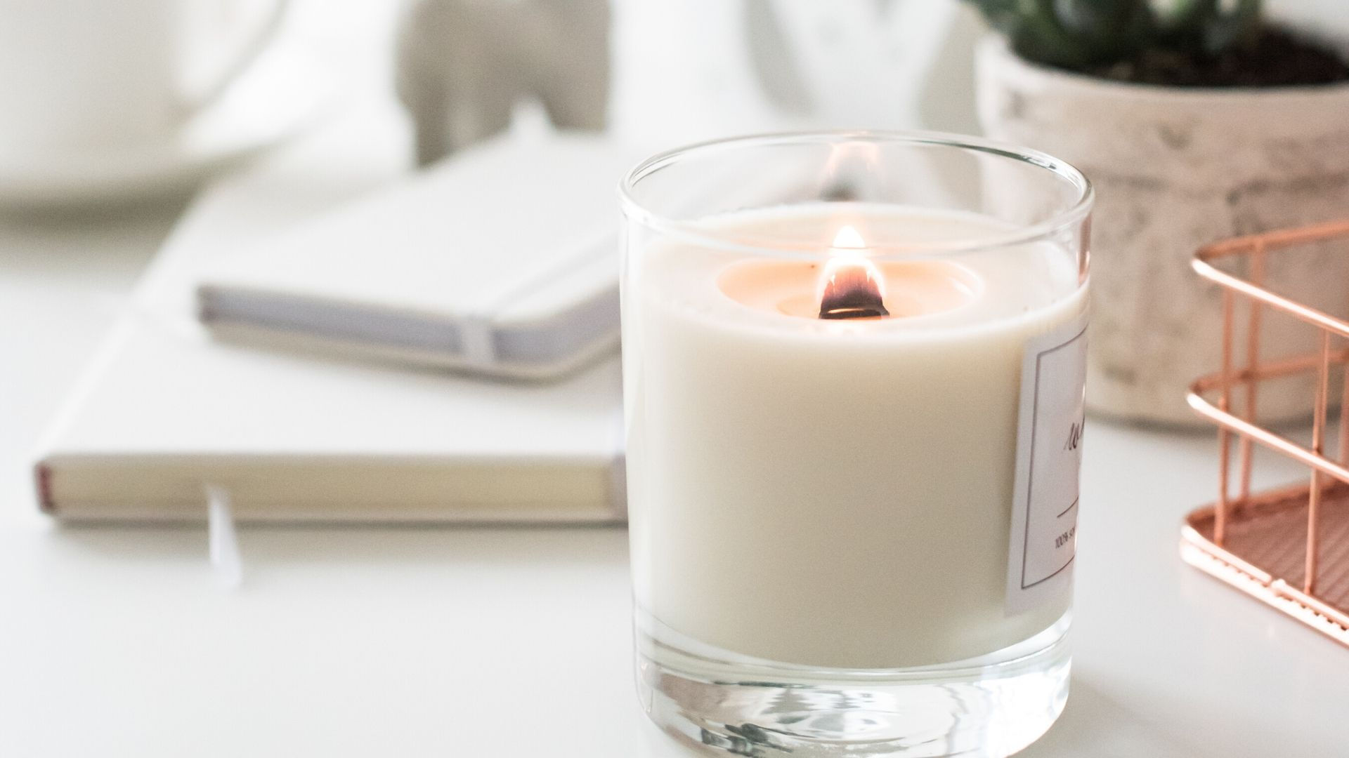 Image of Burn candles or use aromatherapy diffusers