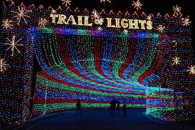 Trail of Lights - Austin Festival Guide 2017 - Realty Austin