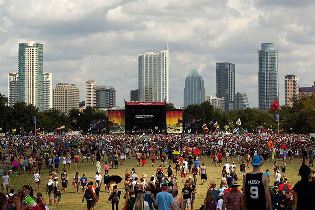 Austin City Limits Festival - Austin Festival Guide 2016 - Realty Austin