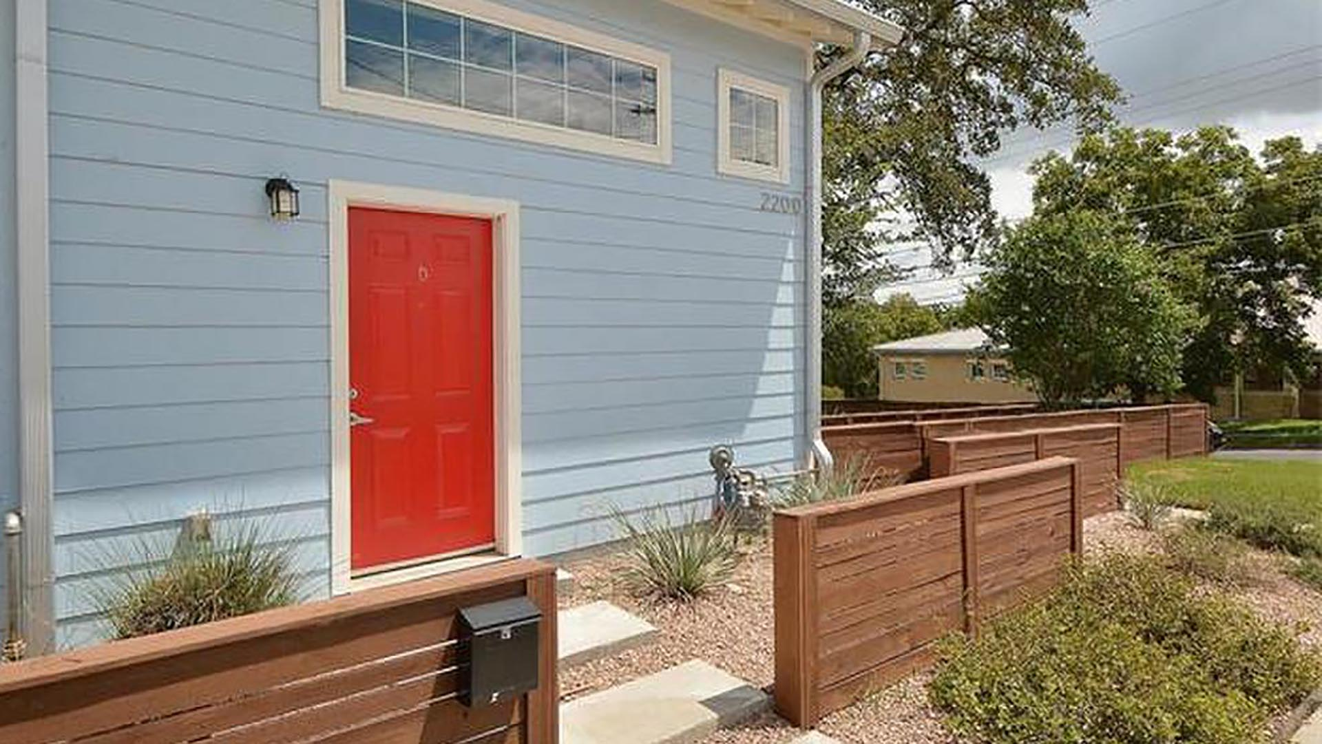 Image of East Austin Home Under $300k