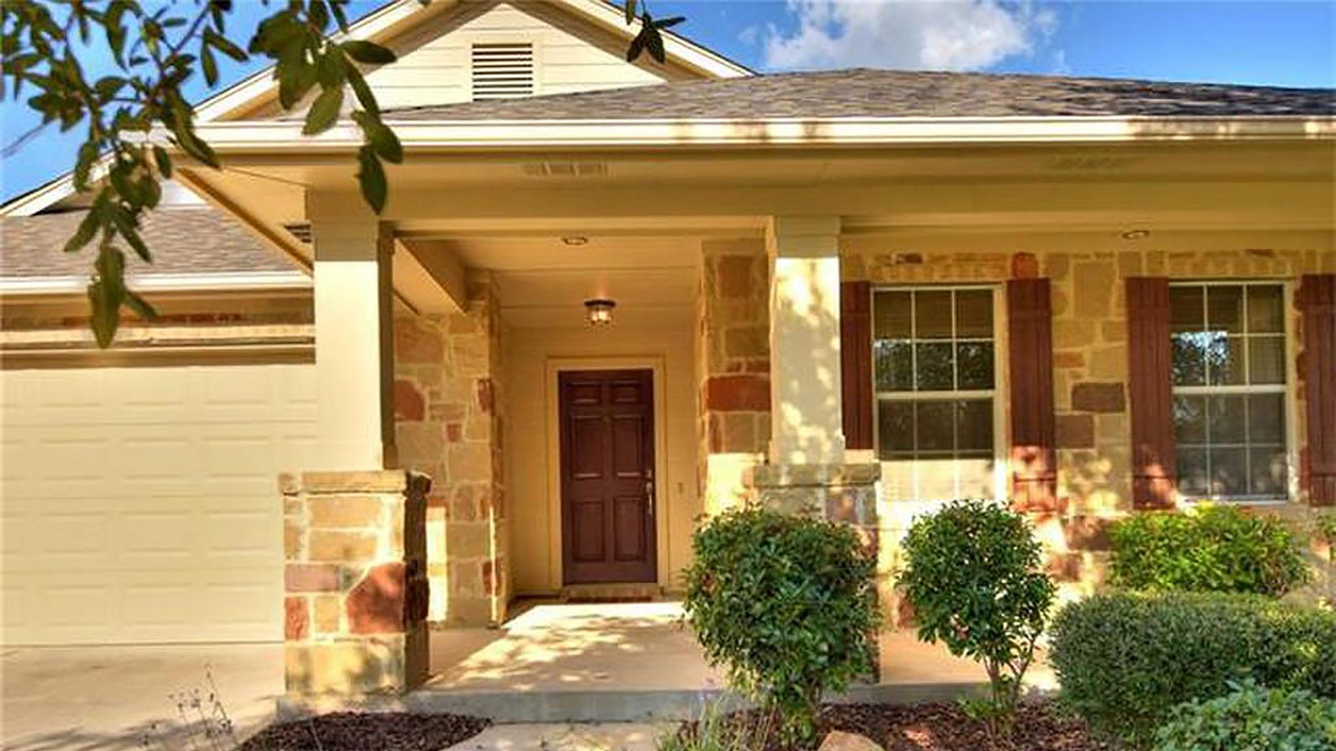 Image of Round Rock Home Under $300k
