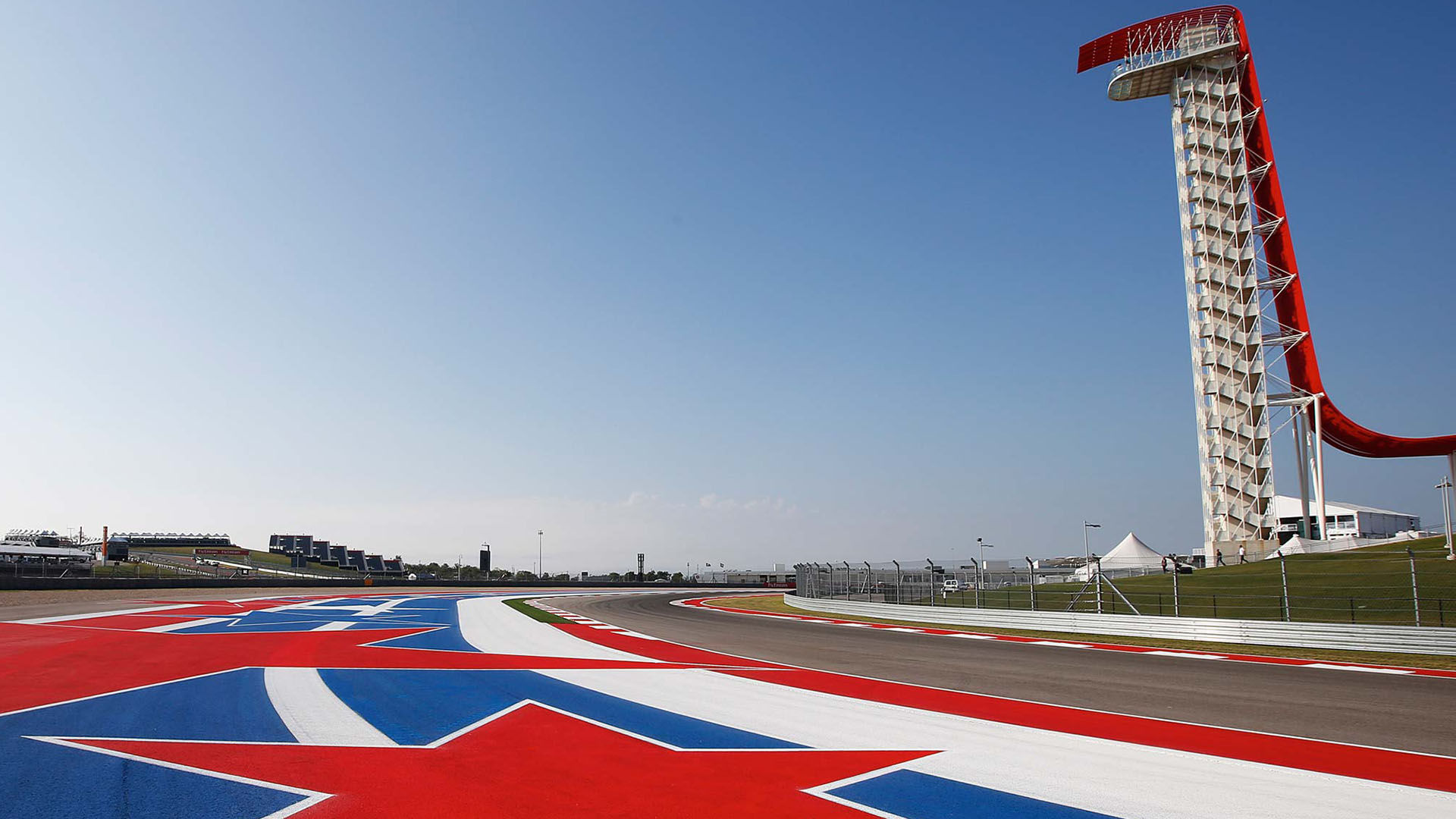 Image of Circuit of the Americas Track