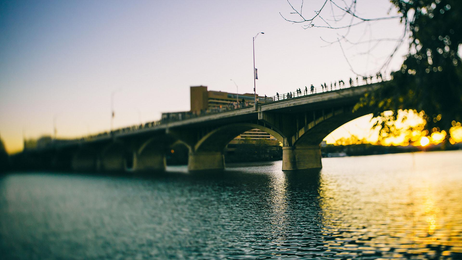 Image of Congress Bridge