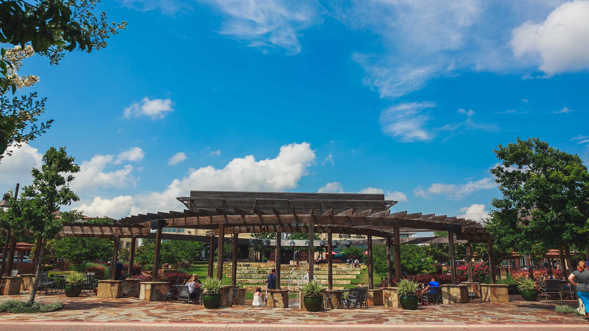 Image of Hill Country Galleria Splash Pad
