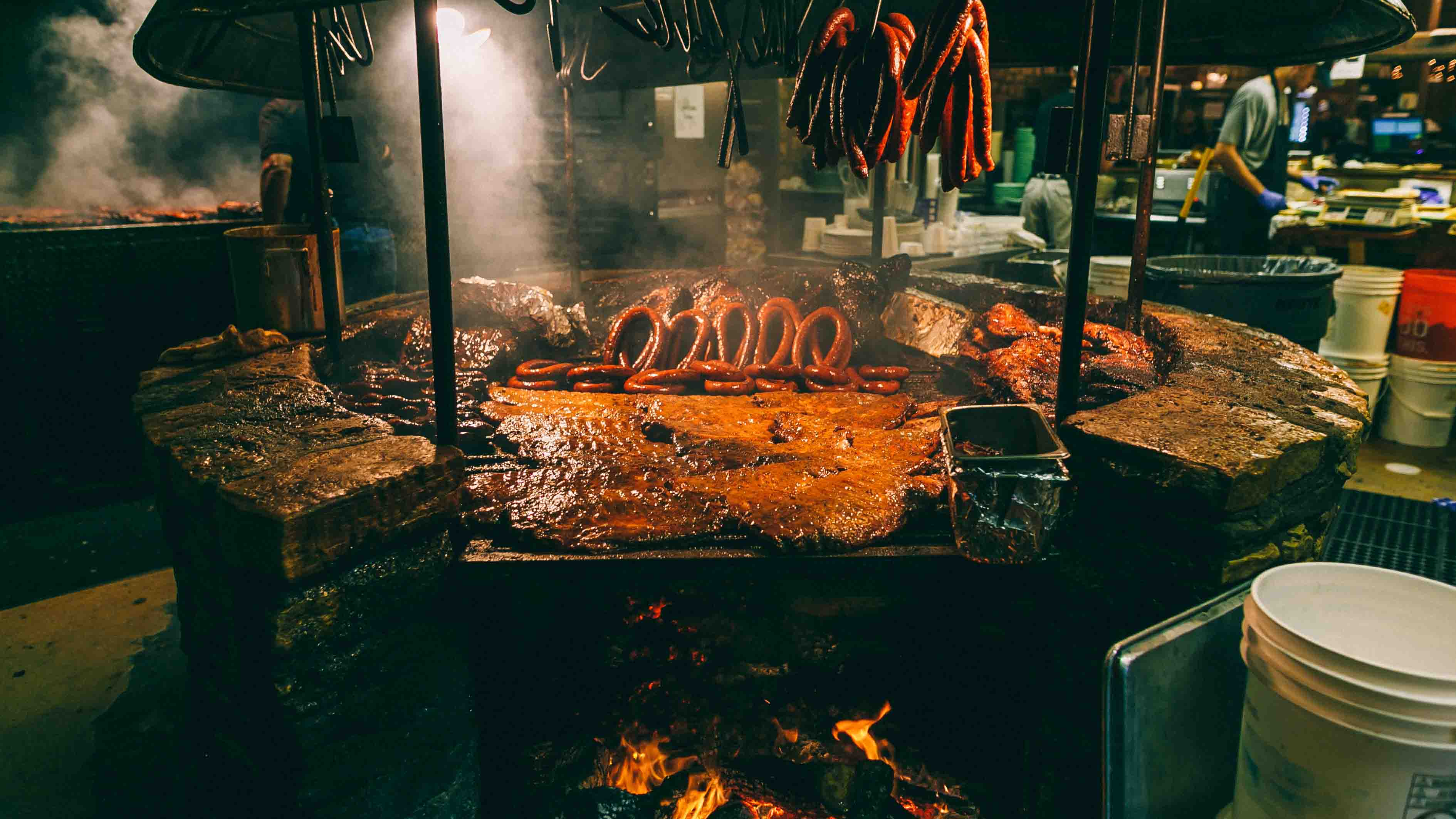 Image of BBQ Pit