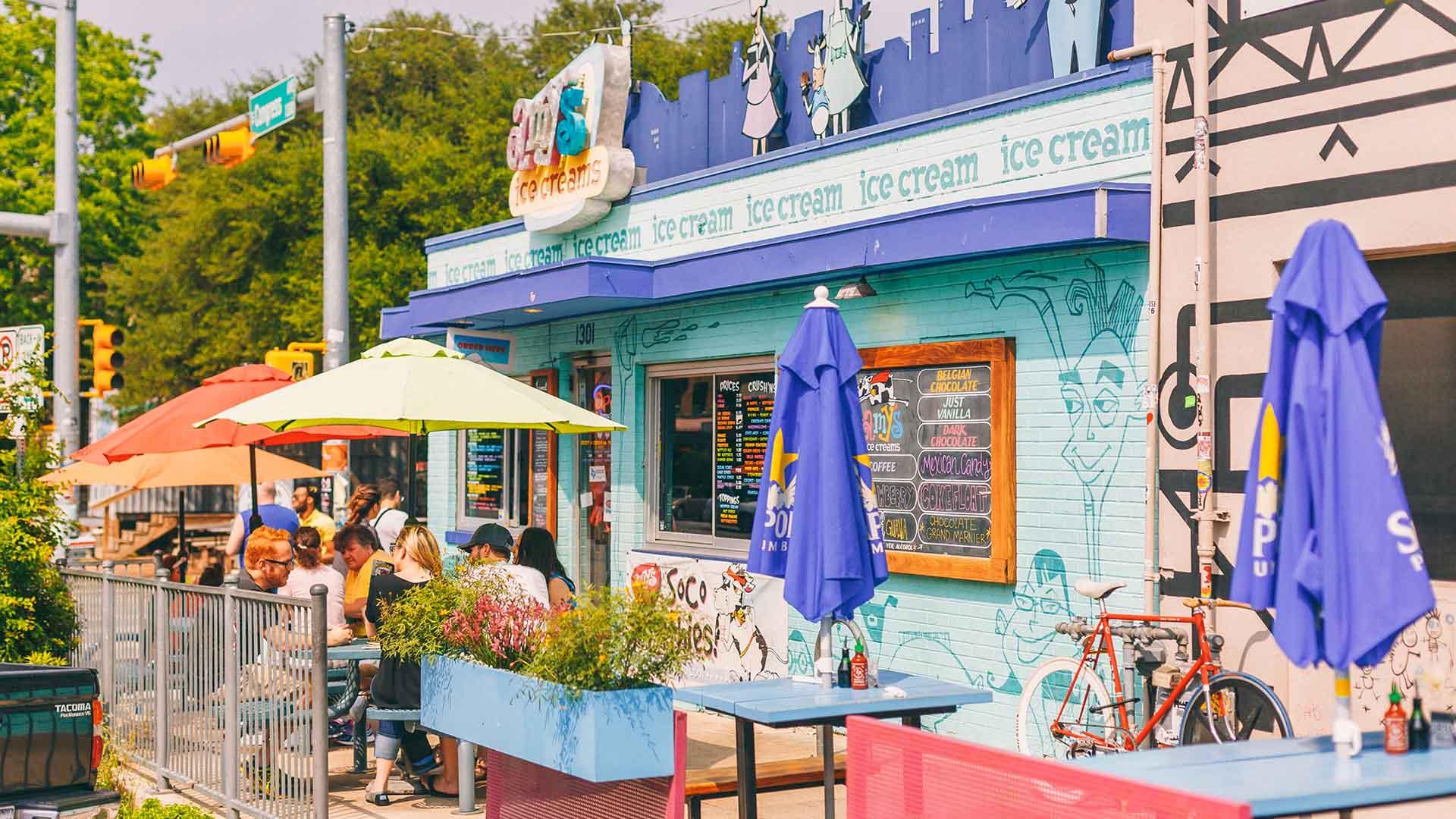 Image of South Congress Amys Ice Cream
