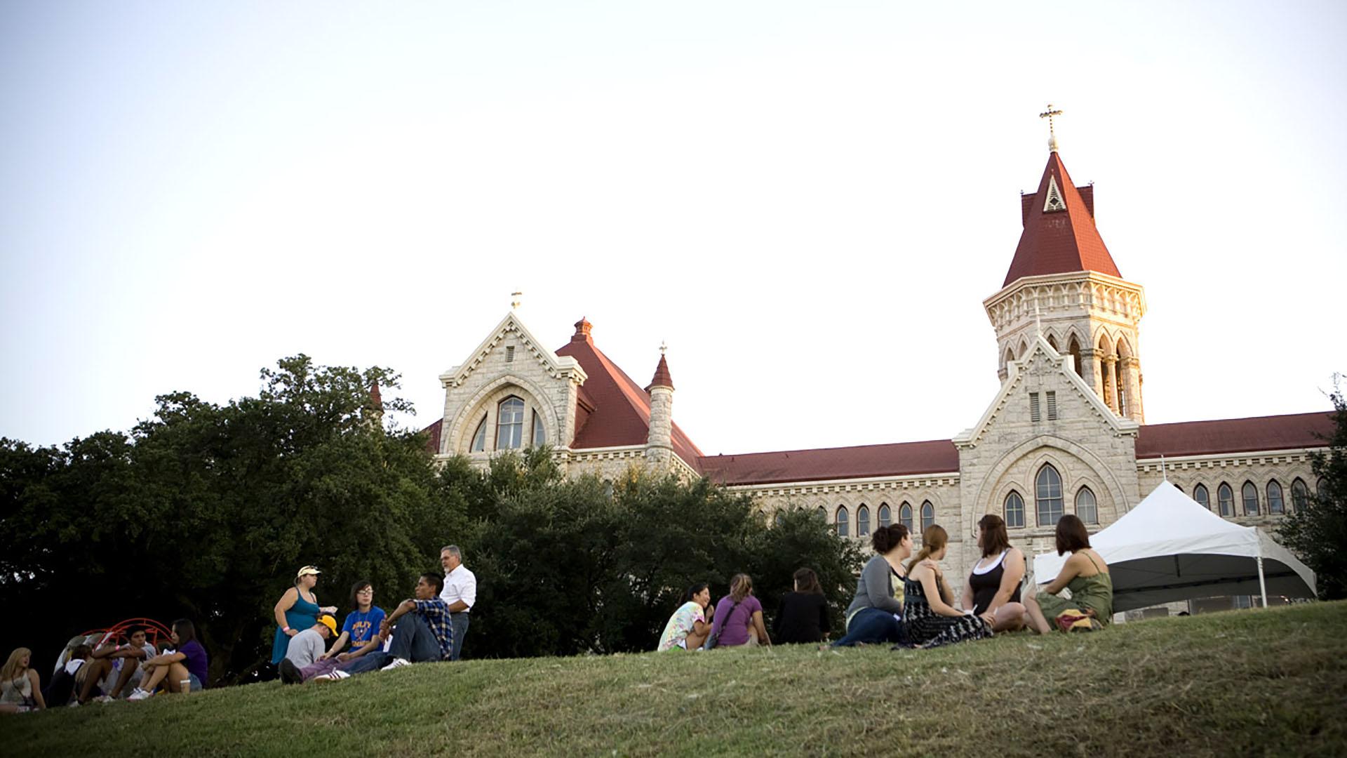 Image of St Edwards University