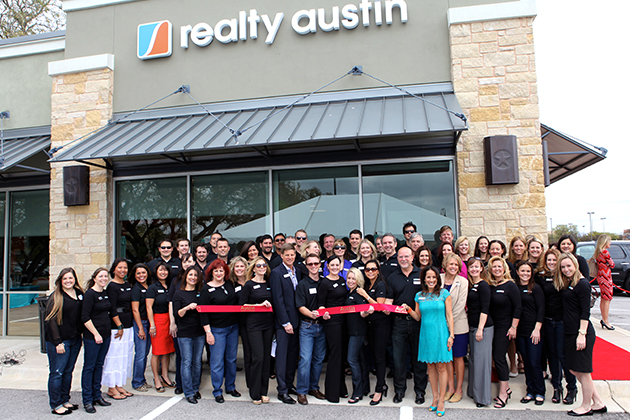 Realty Austin's Top Moments of 2013 - Realty Austin - Realty Austin Southwest Grand Opening