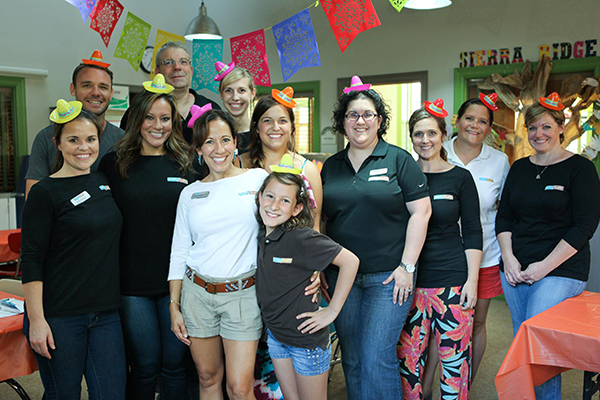 Realty Austin's Top Moments of 2013 - Realty Austin - Realty Austin Helps at Foundation Communities Supper Club