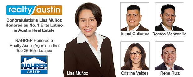 Realty Austin's Top Moments of 2013 - Realty Austin - Realty Austin Top 25 Elite Latino Agents