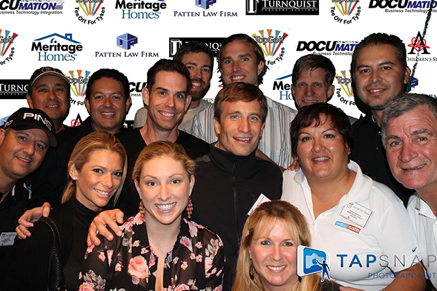 Realty Austin's Top Moments of 2013 - Realty Austin - Realty Austin Agents at Top Golf Charity Tournament