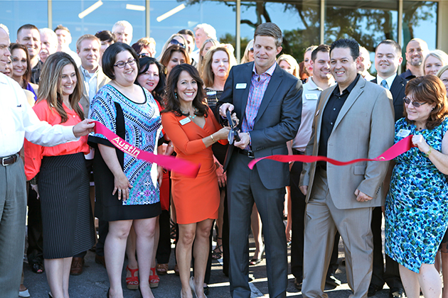 Realty Austin's Top Moments of 2013 - Realty Austin - Realty Austin Northwest Grand Opening