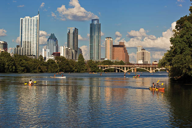 Image of Austin - Ranks Among Best Places to Live in US