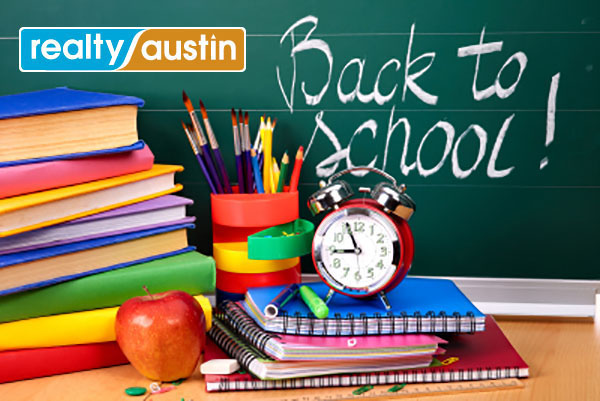 2016 Back to School Supply List and ISD Calendars for Central Texas