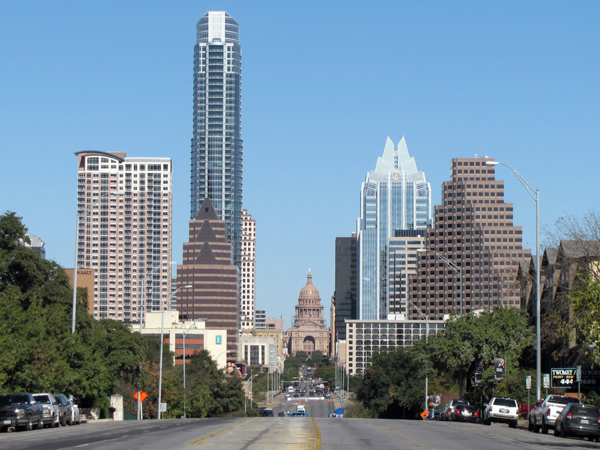 Austin Has a Healthy Job Market - Realty Austin
