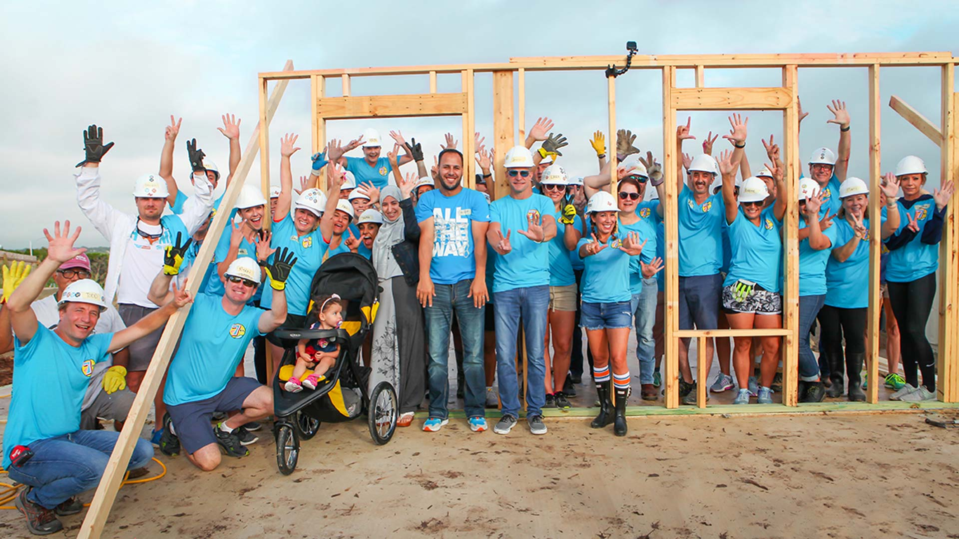 Realty Austin Builds 7th Annual Habitat for Humanity Home