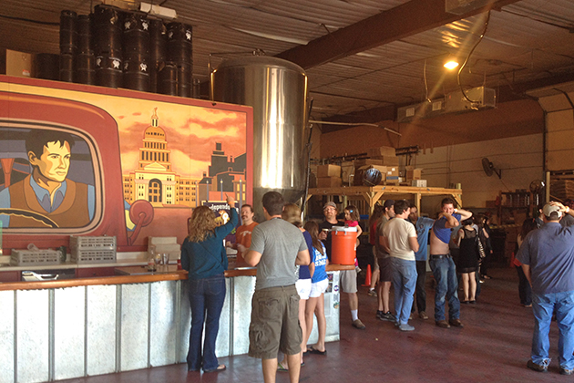 Independence - Austin's Top 10 Craft Breweries