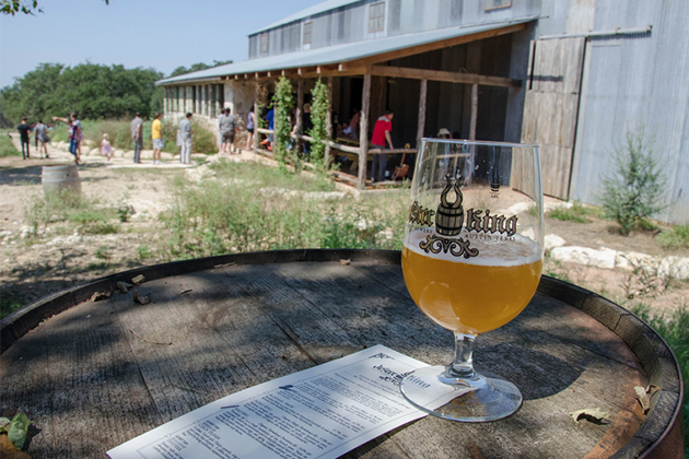 Jester King - Austin's Top 10 Craft Breweries