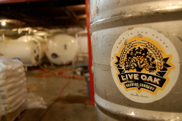 Live Oak - Austin's Top 10 Craft Breweries