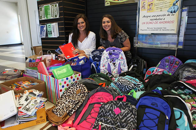 Realty Austin's 2015 Back to School Drive