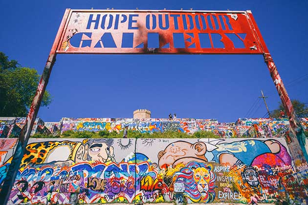 Photo of HOPE Outdoor Gallery