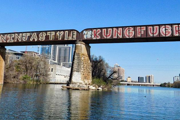 Photo of Lamar Boulevard Bridge