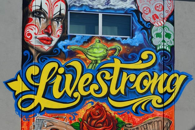Photo of LIVESTRONG Foundation Wall Art