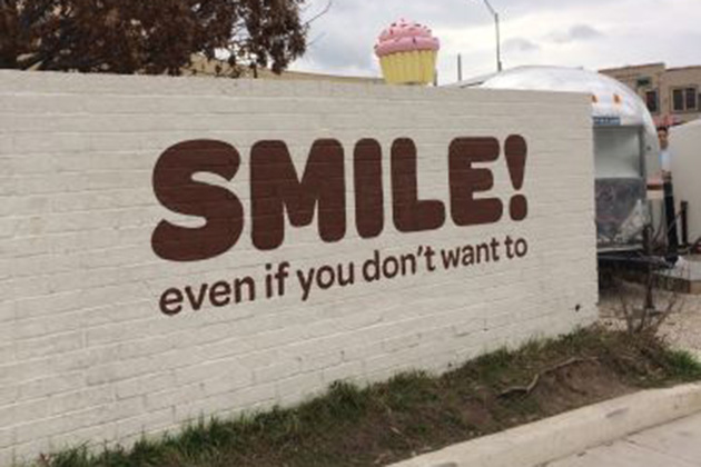 Photo of Smile, Even If You Don't Want To