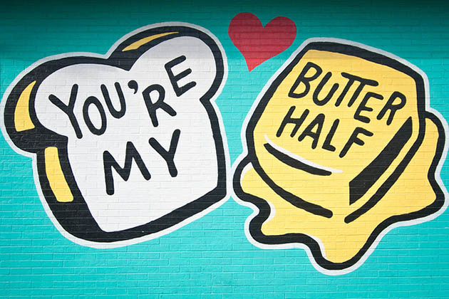 Photo of You're My Butter Half