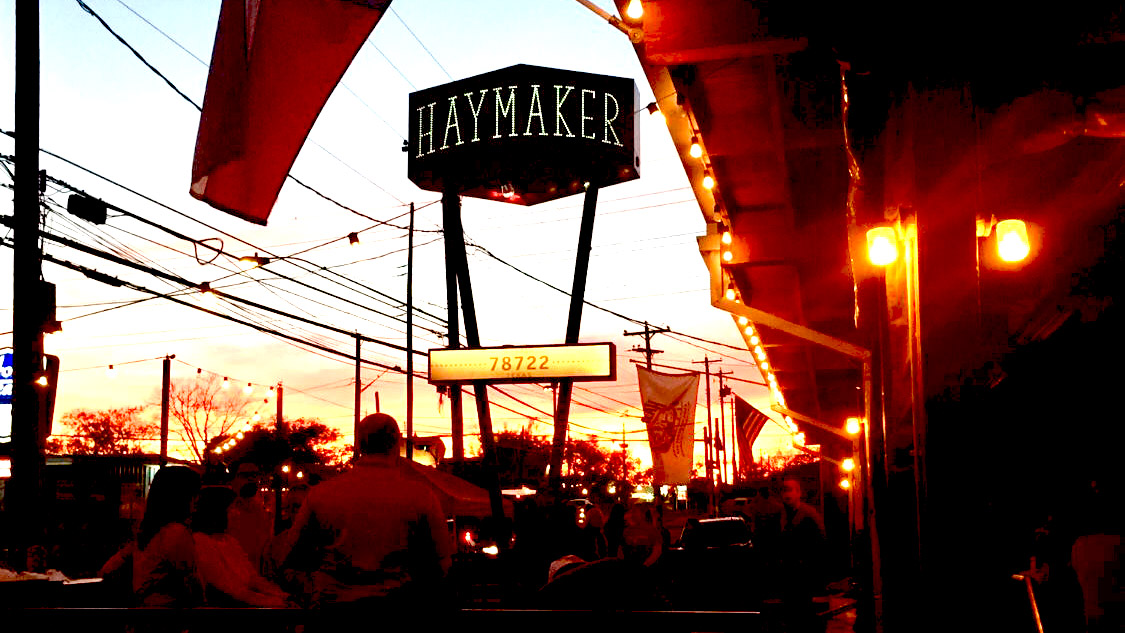 Image of Haymaker