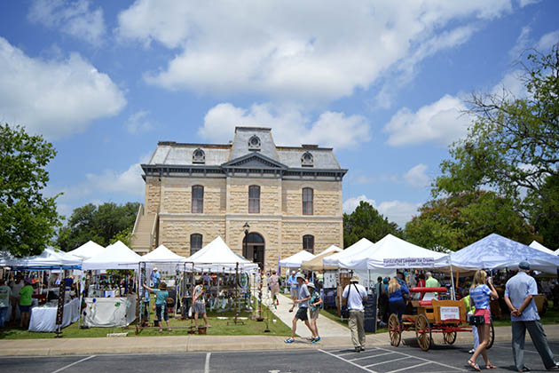 Blanco Lavender Festival - Austin Festival Guide 2017 - Realty Austin