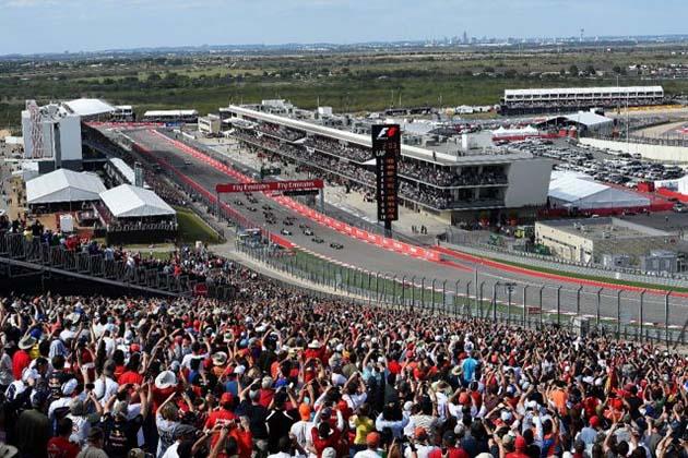 Formula 1 - Austin Festival Guide 2016 - Realty Austin