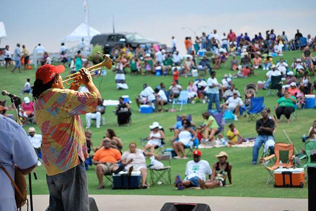 Juneteenth Park Festival - Austin Festival Guide 2017 - Realty Austin