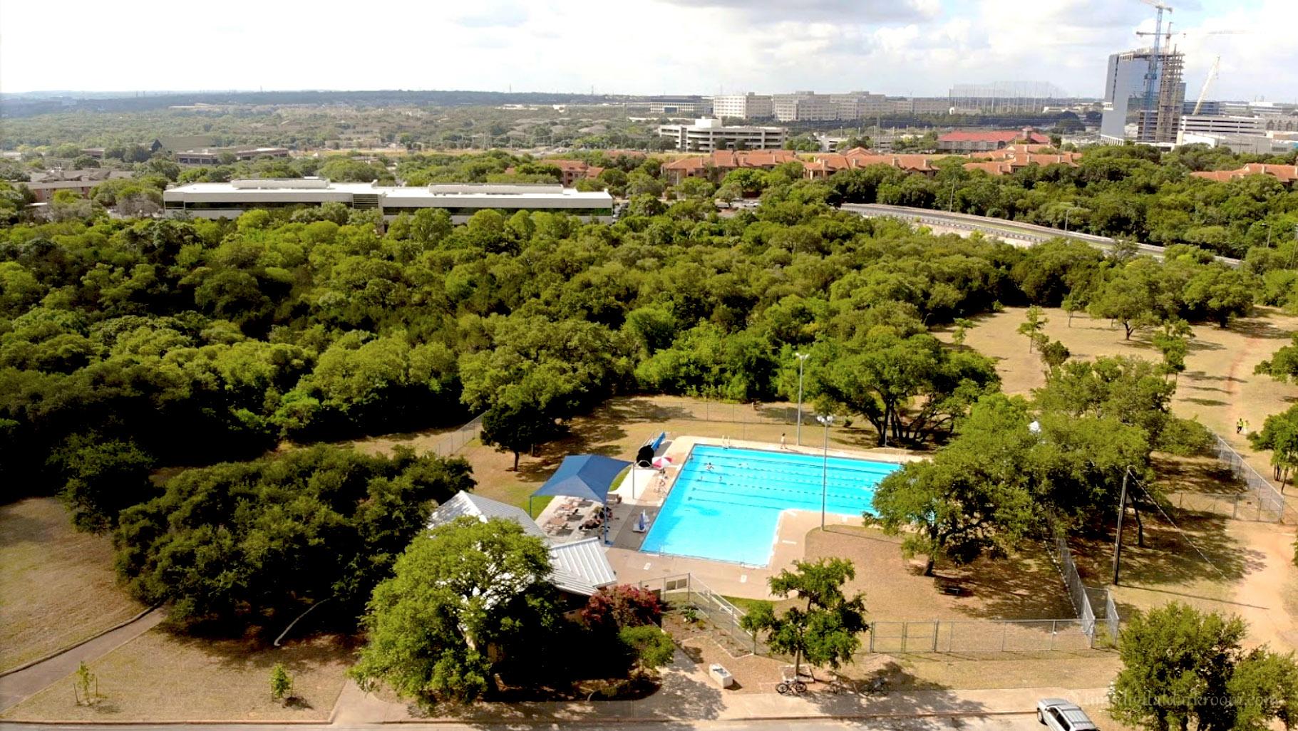 Image of Balcones Neighborhood Pool