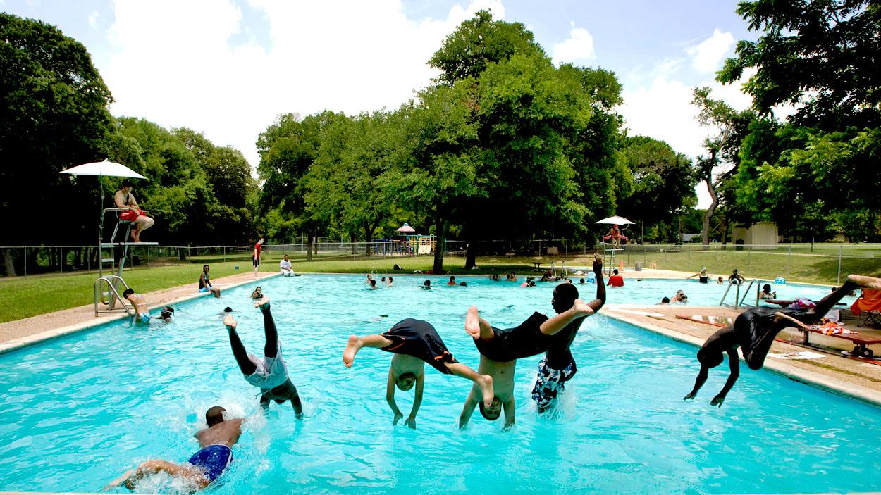 Image of Dottie Jordan Pool