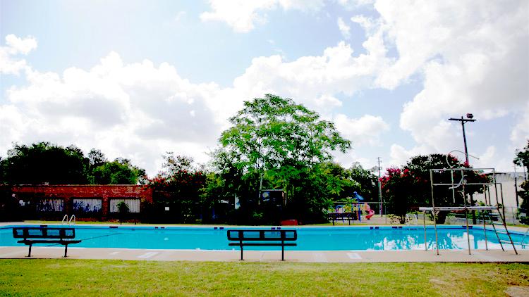 Image of Parque Zaragoza Pool