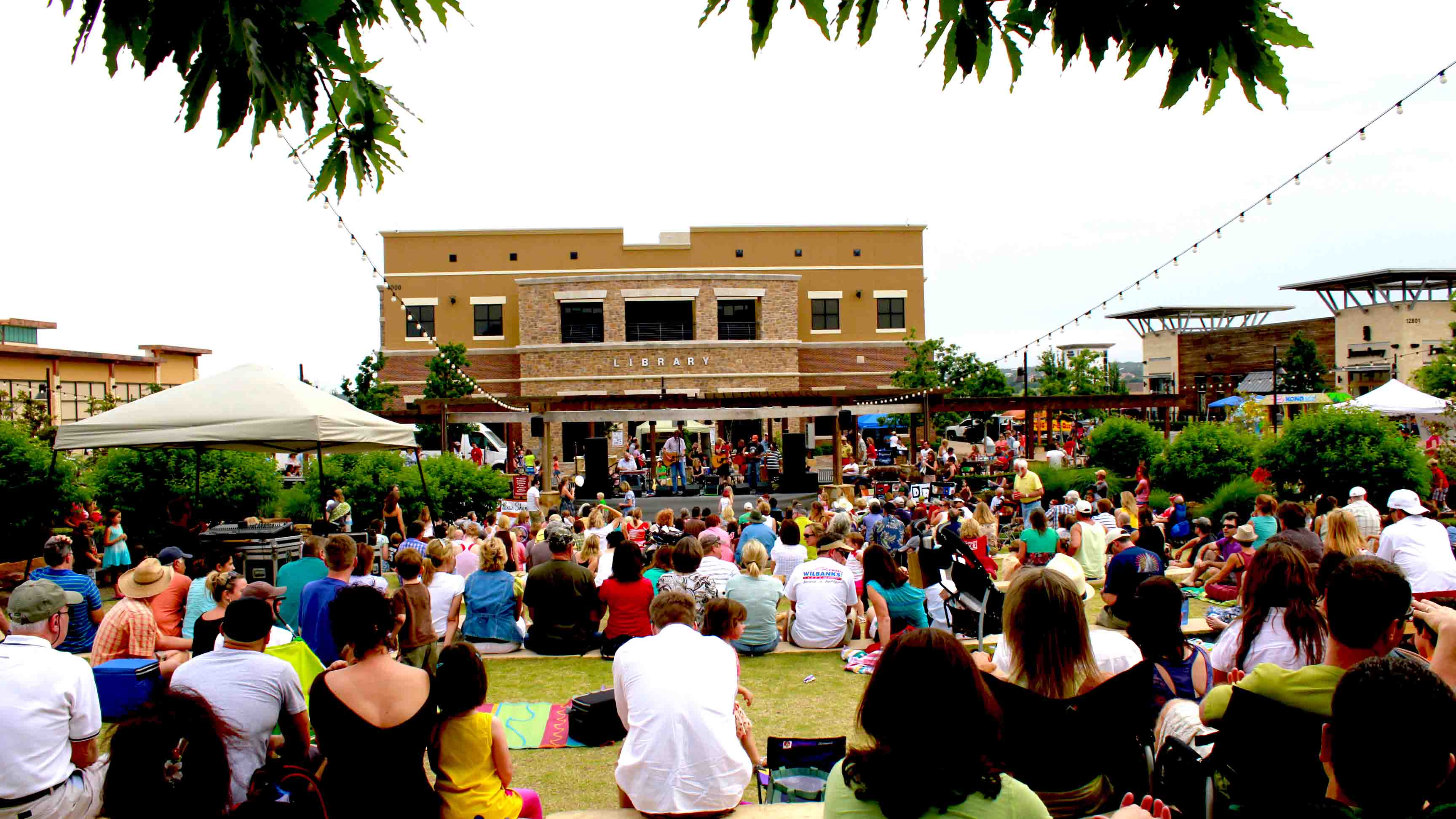 Image of Concert series at the Galleria