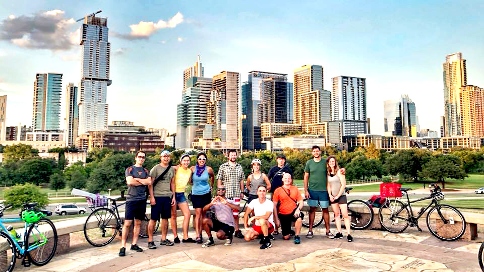 Image of Social Cycling Austin
