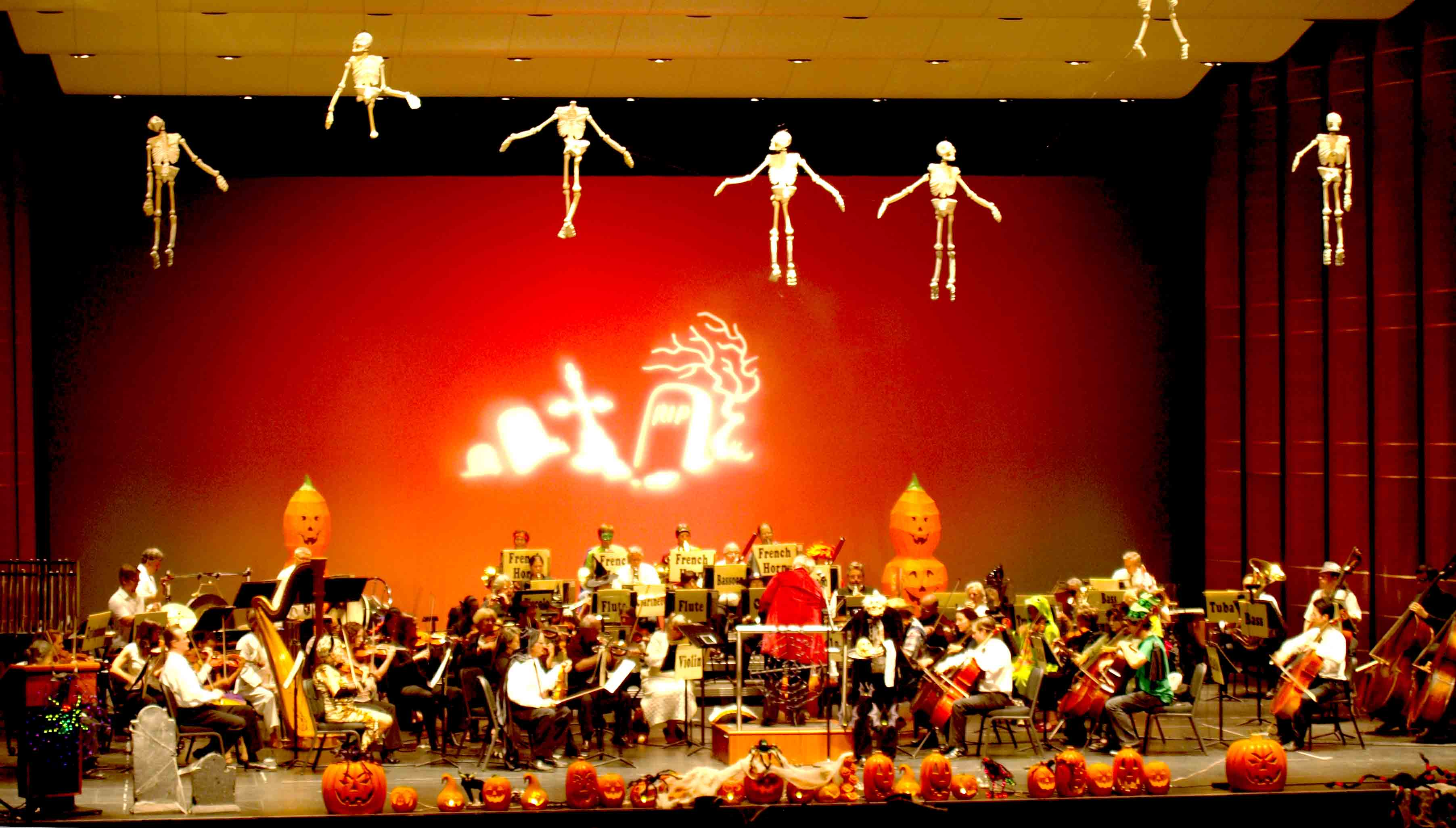 Image of Halloween Children's Concert