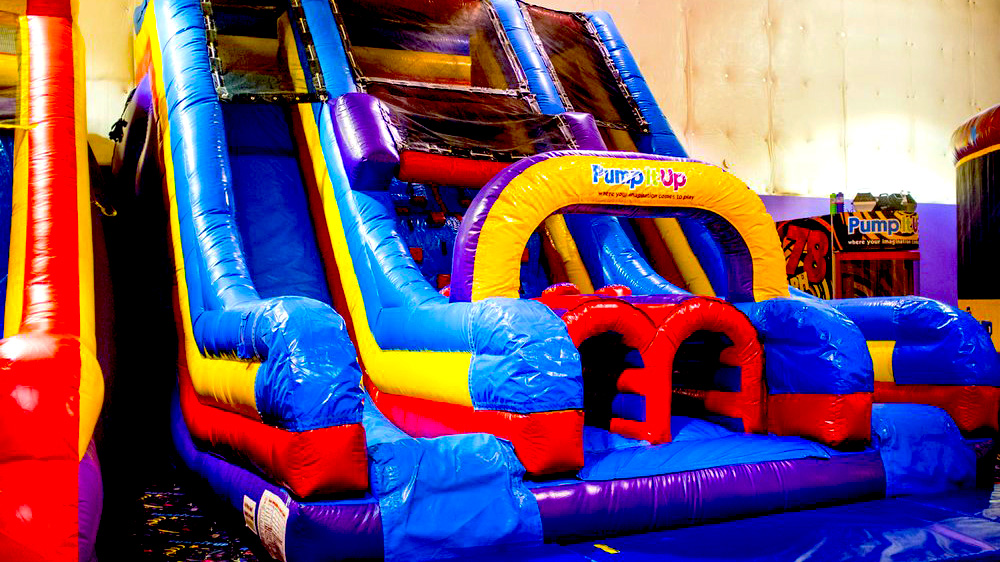 Image of Bounce In An Indoor Arena