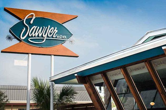 Image of Saywer & Co restaurant