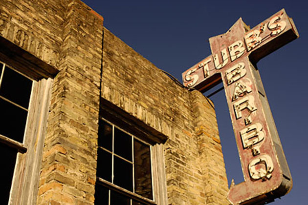 Image of Exterior of Stubbs