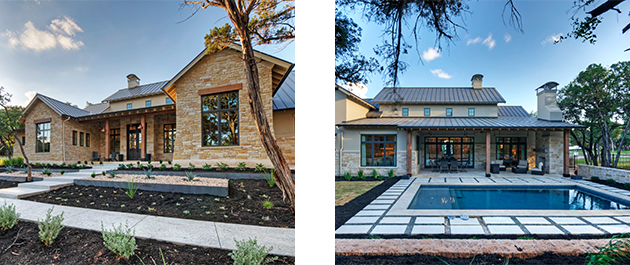 Photo of 2015 Luxury Home Magazine Tour of Homes of 1915 Knights Chance Lane in Austin TX